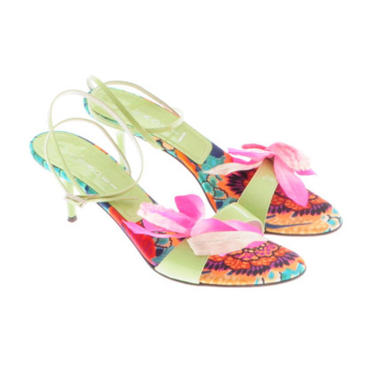 Casadei Colourful sandal