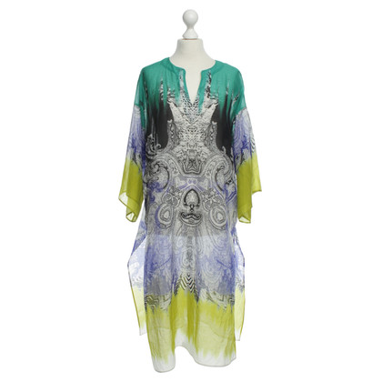Etro Beach dress with pattern