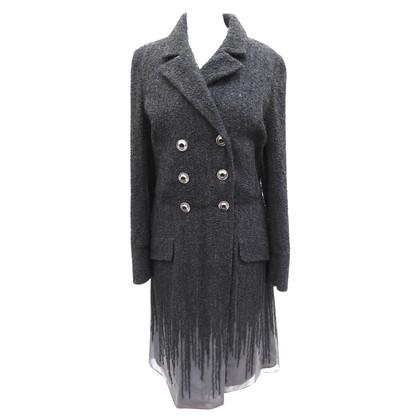 Christian Dior Bouclé coat