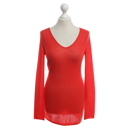 Tomas Maier Pullover in red