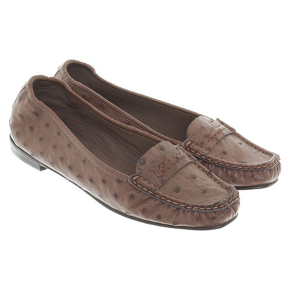 Loro Piana Loafer in brown
