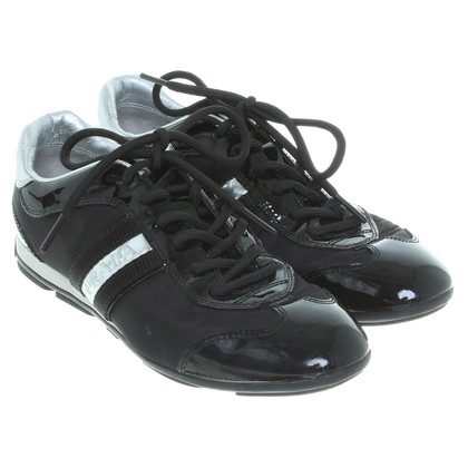 Prada Sneakers with metallic details