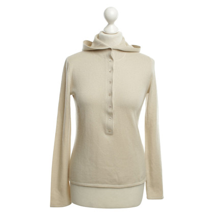 Max Mara top in cream
