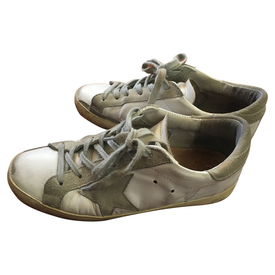 Golden goose sneakers second hand golden goose sneakers for Ordnungssystem fa r schuhe