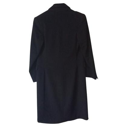 Valentino Winter coat in black