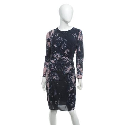 Whistles Dress with batik pattern