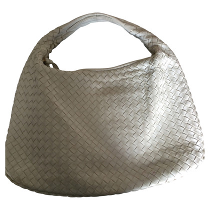 Bottega Veneta Leather handbag white