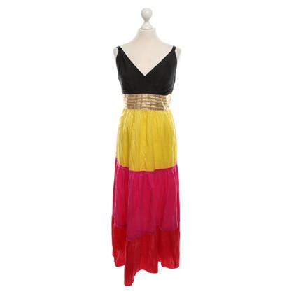Marc Cain Multicolore Dress Maxi