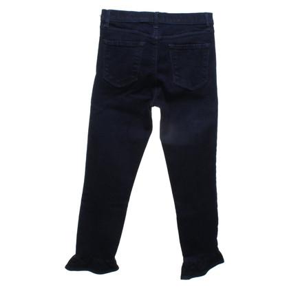 J Brand Pantaloni in blu scuro