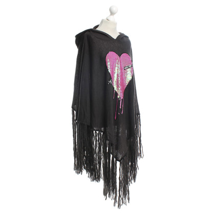Wildfox Poncho with fringes