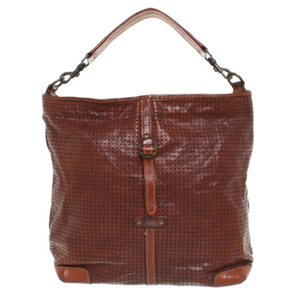 Campomaggi Shoulder bag made of leather