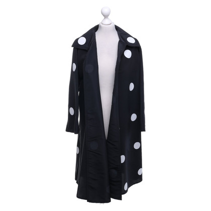 Akris Coat with dots pattern