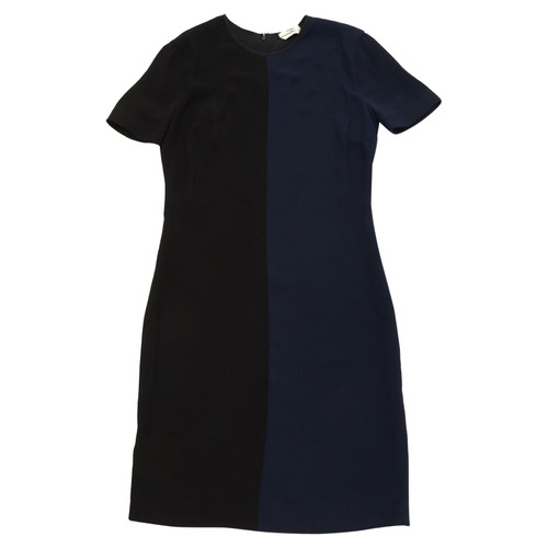 c77d32d528d7b Fendi Kleid in Blau/Schwarz - Second Hand Fendi Kleid in Blau ...