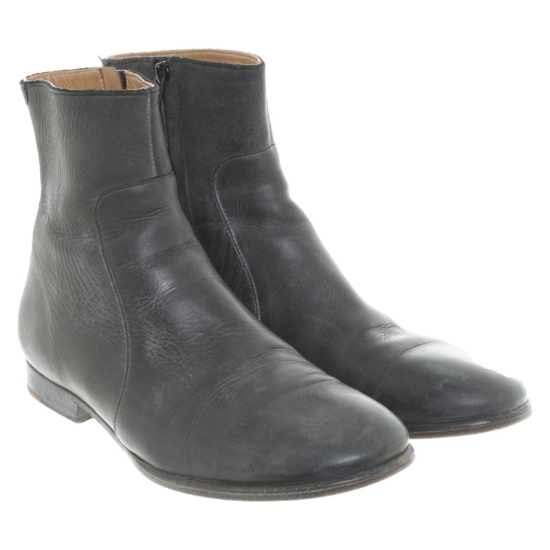 Stiefeletten In Martin For H Leder Margiela Aus Maison amp;m eDYH9WE2Ib