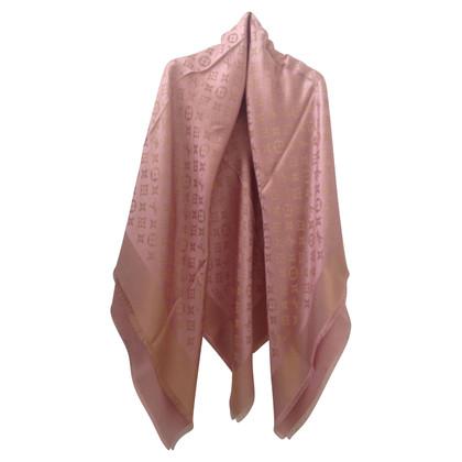 Louis Vuitton panno Monogram con contenuti di seta