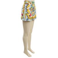 Dolce & Gabbana Shorts mit Blumenmuster