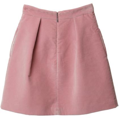 MSGM skirt pink