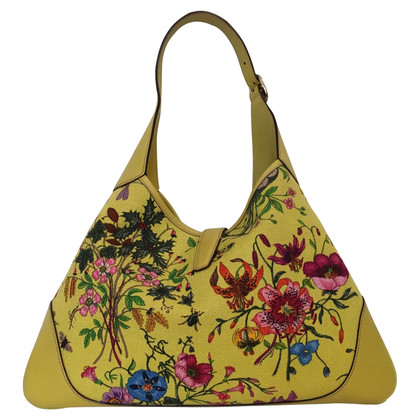 Gucci Handbag with a floral motif