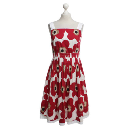 D&G Summer dress with floral pattern