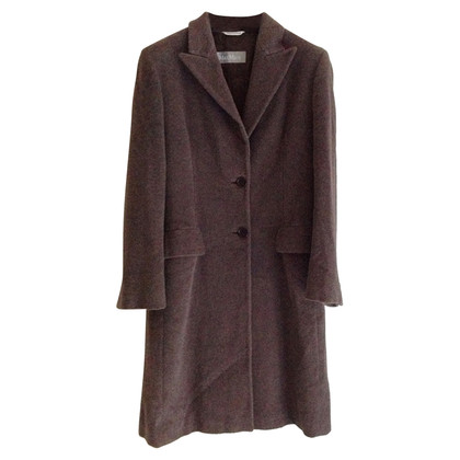 Max Mara MAX MARA brown coat Size 42
