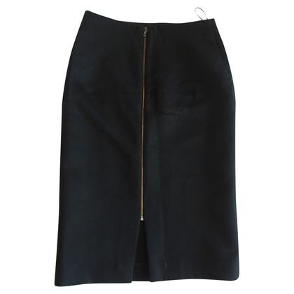 Roland Mouret Wool midi skirt