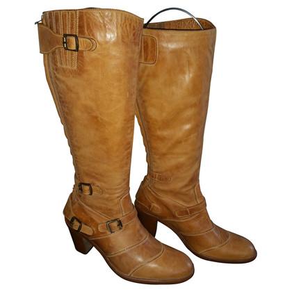 Belstaff Stivali in marrone