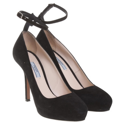 Prada Pumps in Schwarz