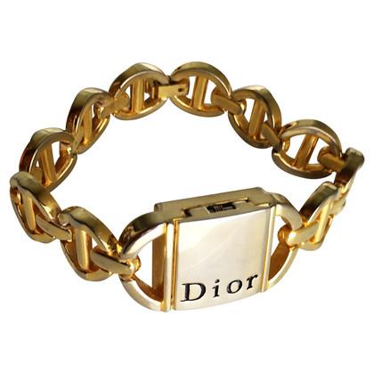 Christian Dior Bracelet with clock
