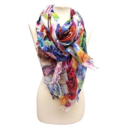 Jil Sander Cloth with flower print