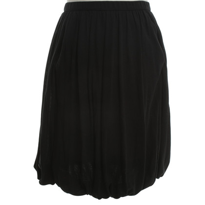 Missoni Balloon skirt in black
