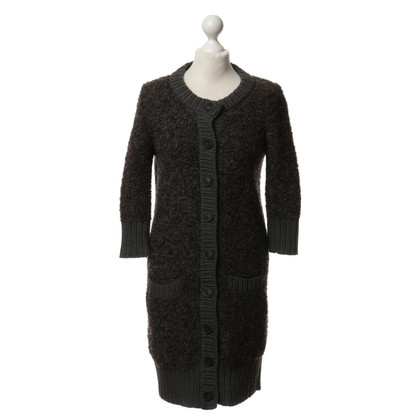 D&G Knitted coat in Brown
