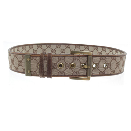 Gucci Belt with pattern
