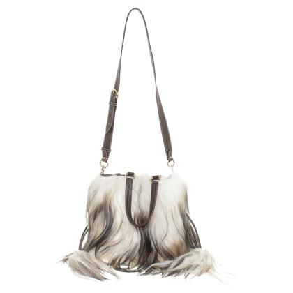 Lancel Handbag goatskin