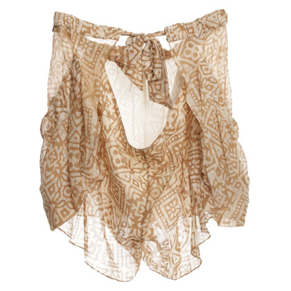 Stella McCartney Shorts mit Muster