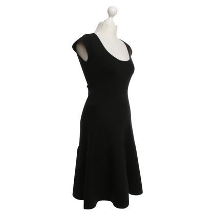 Donna Karan Dress Kashmir zwart