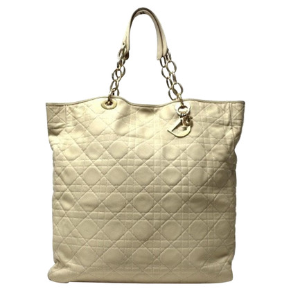 Christian Dior Tote Bag in the Cannage design