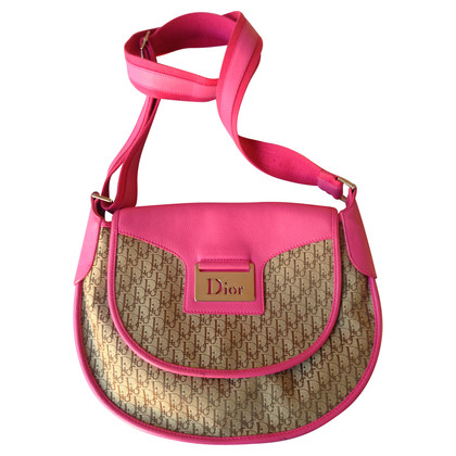 "Christian Dior ""Fun Diorissimo"" Bag"