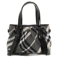 Burberry Handbag with pattern