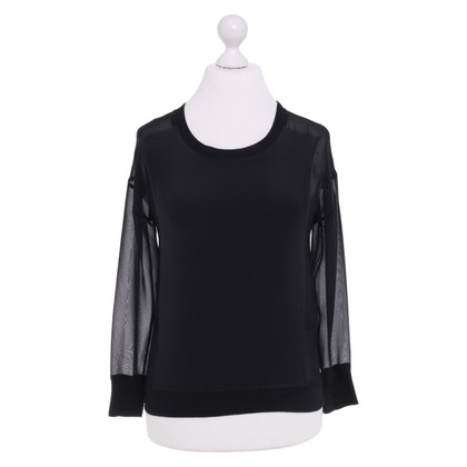 All Saints Sweater in zwart