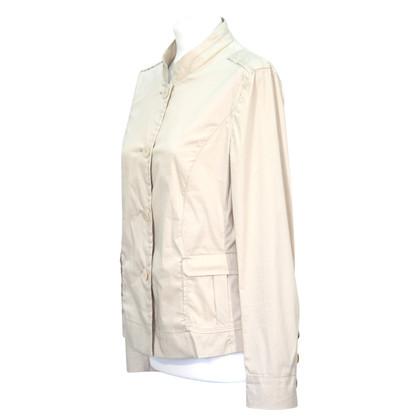 René Lezard Jacket in beige