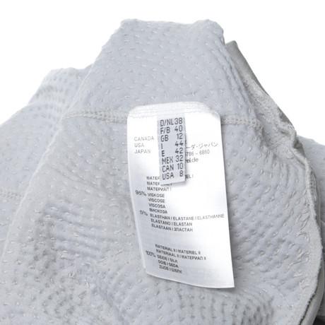 Laurèl Sportives Kleid mit Pailletten Grau Billig Verkauf Großer Verkauf Bmtc86q