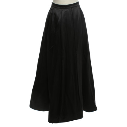 Blumarine Maxi skirt in black
