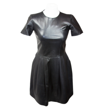 Iris & Ink Leather dress