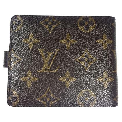 """Louis Vuitton """"Carnet Notes Monogram Canvas"""""""
