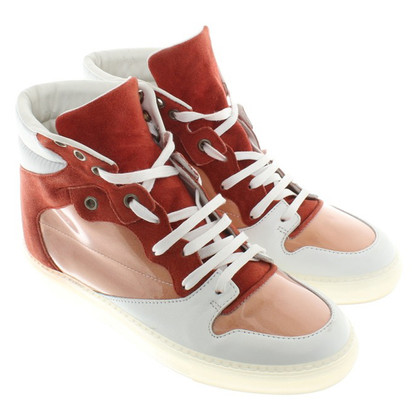 Balenciaga Sneakers met suède afwerking