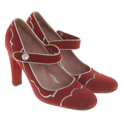 Marni pumps in Red
