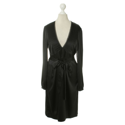 Style Butler Silk dress in black