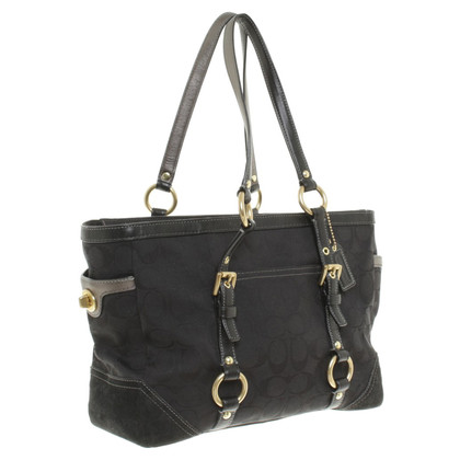 Coach Borsa in nero