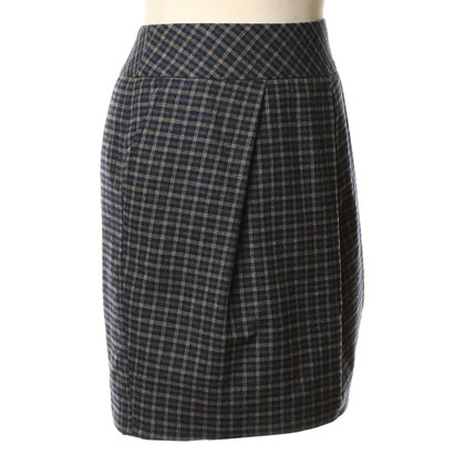 Max Mara skirt checkered
