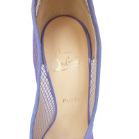 Christian Louboutin Peptoe with net